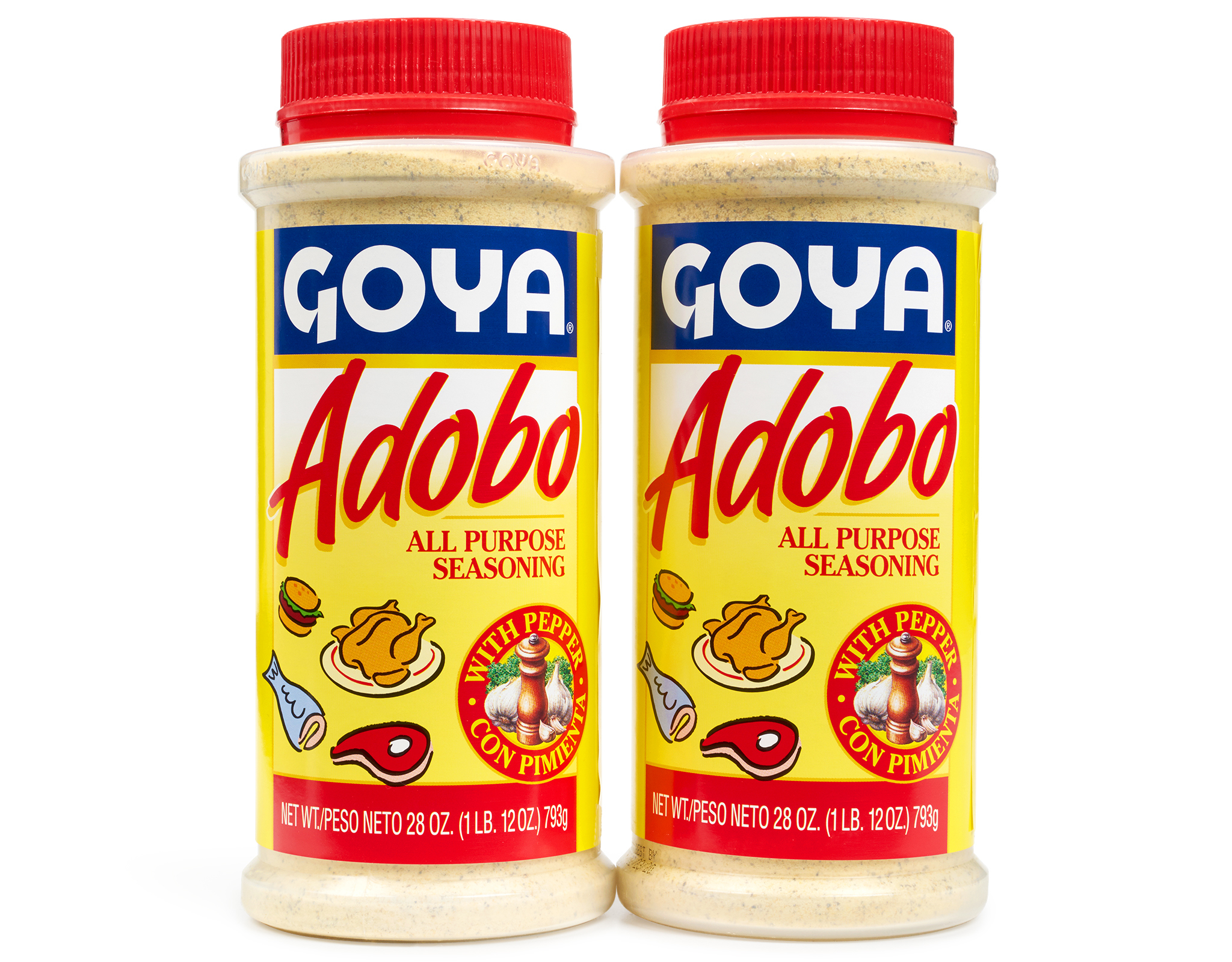 Goya Adobo 2 X 28 Oz Boxed